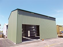 Commercial & Industrial Sheds