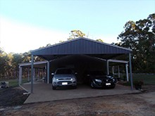 Carports for Brisbane and Queensland